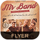 MR Band Flyer Poster - GraphicRiver Item for Sale