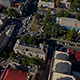 City Streets With Drone - VideoHive Item for Sale