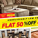 Home Furniture Flyer - GraphicRiver Item for Sale