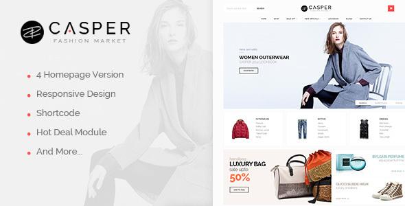 Ap Casper – Responsive Shopify Theme