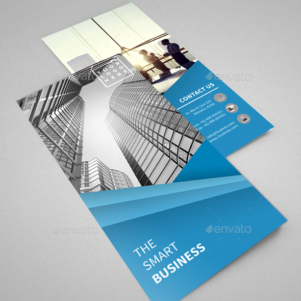 Trifold Corporate Brochure - Corporate Brochures
