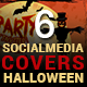 Halloween Party Invitation Social Media Cover - GraphicRiver Item for Sale