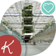 Working In The Greenhouse Roll Cart With Green - VideoHive Item for Sale