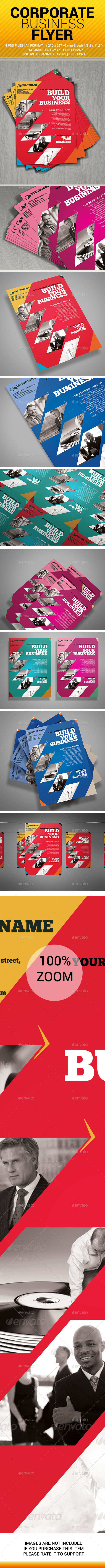 Corporate-Business_Flyer-v05-A4 - Corporate Flyers