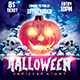 Halloween Party Thriller Flyer - GraphicRiver Item for Sale