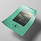 A4 Poster Mock-Up - GraphicRiver Item for Sale