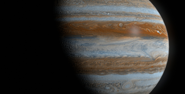 Hyperrealistic 6k Jupiter - 3DOcean Item for Sale