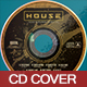 House CD/DVD Cover - GraphicRiver Item for Sale