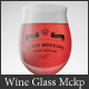 Glass Mockup - Wine Glass Mockup Volume 12 - GraphicRiver Item for Sale