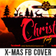 5in1 Christmas Facebook Cover  - GraphicRiver Item for Sale