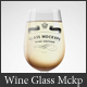 Glass Mockup - Wine Glass Mockup Volume 13 - GraphicRiver Item for Sale