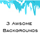3 Backgrounds - GraphicRiver Item for Sale