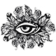 Decorative Eye Symbol - GraphicRiver Item for Sale