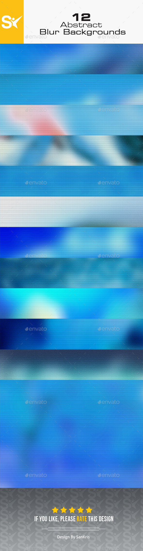 12 Abstract Backgrounds Vol.4 - Abstract Backgrounds