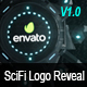 SciFi Logo Reveal V1.0  - VideoHive Item for Sale