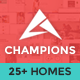Champions - Creative Multi-Purpose Magento Themes Nulled