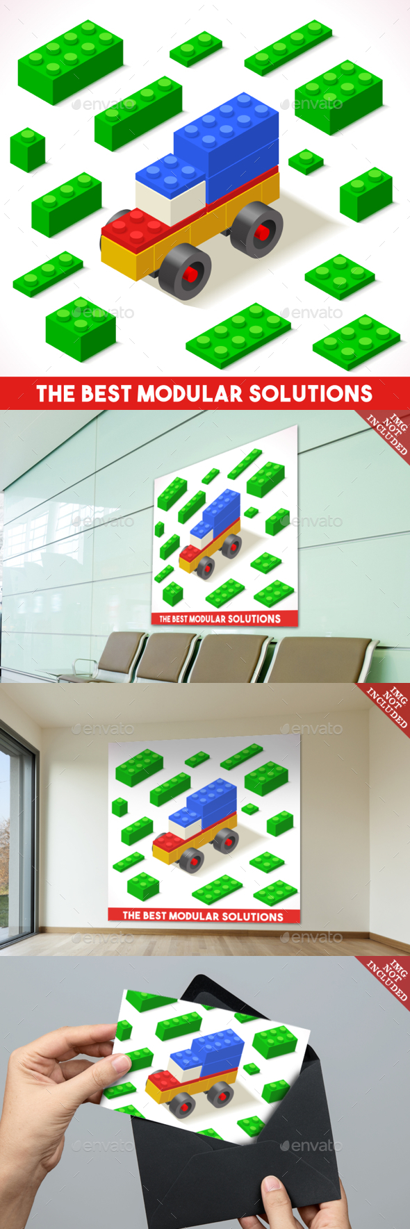 Toy Block Car Games Isometric - Objects Vectors