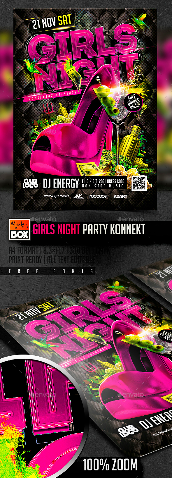 Girls Night Party Konnekt - Clubs & Parties Events