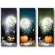 Holiday Halloween Banners With Pumpkins And Vector - GraphicRiver Item for Sale