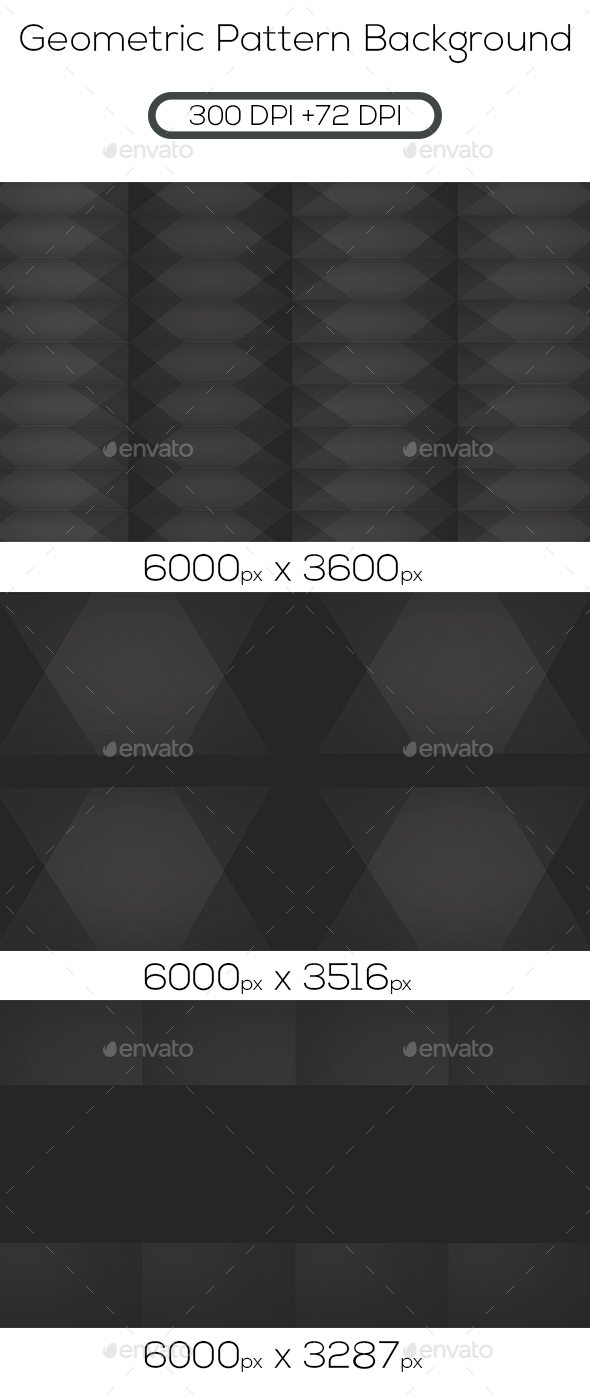 Geometric Pattern Background - Patterns Backgrounds