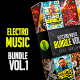 Electro Music Bundle Vol.1 - GraphicRiver Item for Sale
