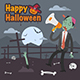 Happy Halloween Illustrations - GraphicRiver Item for Sale