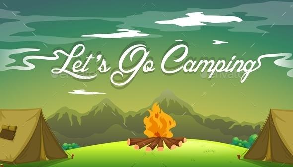 Campsite - Miscellaneous Conceptual