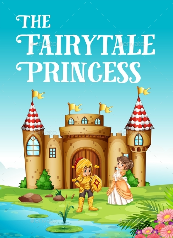 Fairy Tale Princess and Knight - People Characters