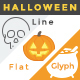 Icon't Event - Halloween Icons - GraphicRiver Item for Sale