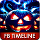 Halloween Party FB Timeline Cover - GraphicRiver Item for Sale