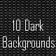 10 Dark Backgrounds - GraphicRiver Item for Sale