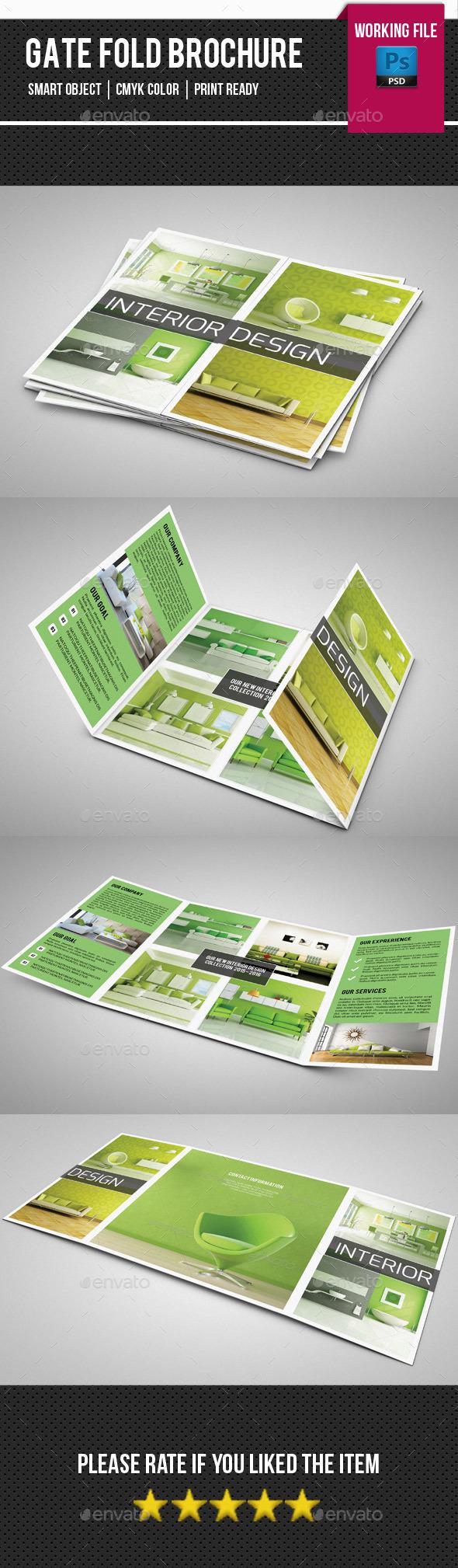 Square Gate Fold Interior Brochure-V02 - Corporate Brochures