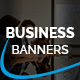 Business Banners v13 - GraphicRiver Item for Sale