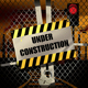 Sign Under Construction - GraphicRiver Item for Sale