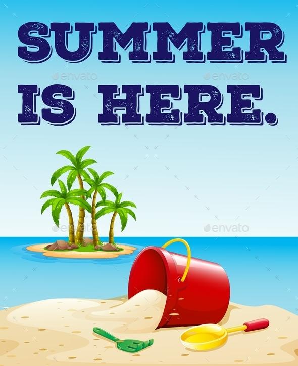Summer Holidays - Miscellaneous Conceptual
