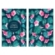 Tropical Flower Pattern - GraphicRiver Item for Sale