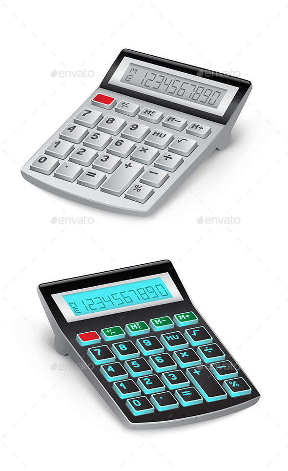 Calculator - Computers Technology