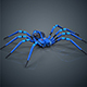 Robotic Spider - 3DOcean Item for Sale