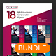 Corporate Flyer Bundle 3 - 18PSD  - GraphicRiver Item for Sale