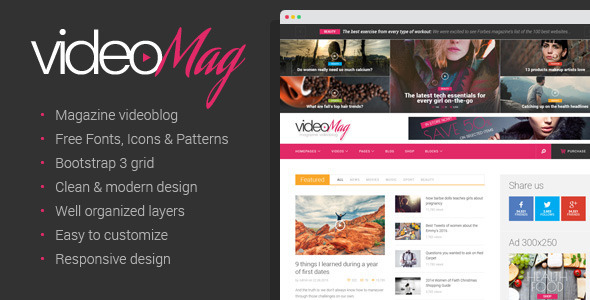 VideoMag – Magazine Videoblog