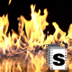 Big Fire Flames - VideoHive Item for Sale