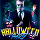 Halloween Party Flyer 2015 - GraphicRiver Item for Sale