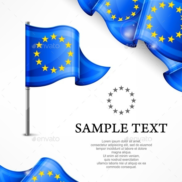 European Flag  - Miscellaneous Vectors