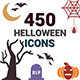 Halloween Icon Set - GraphicRiver Item for Sale