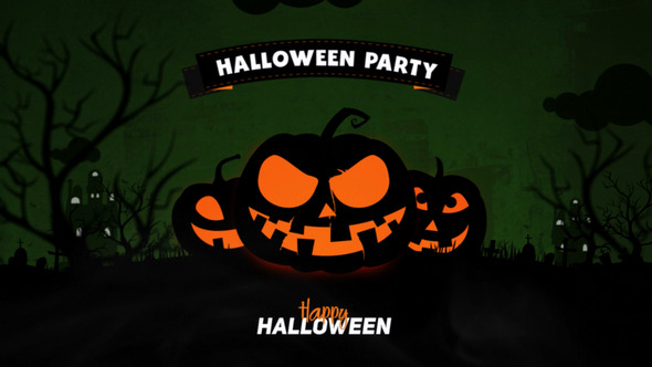 Halloween Party Opener