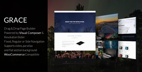 Grace - Creative Multipurpose Theme