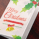 Christmas Celebration Greetings/Invitation Card - GraphicRiver Item for Sale