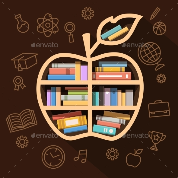 Education, Learning and Knowledge Concept - Miscellaneous Conceptual