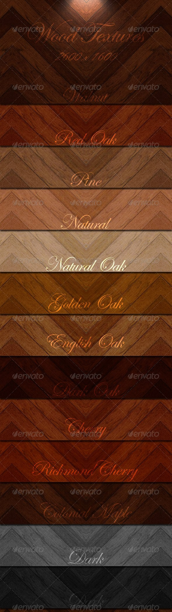 Wood Textures Set-2 - Wood Textures