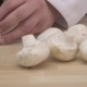 Chef Slicing Mushrooms - VideoHive Item for Sale